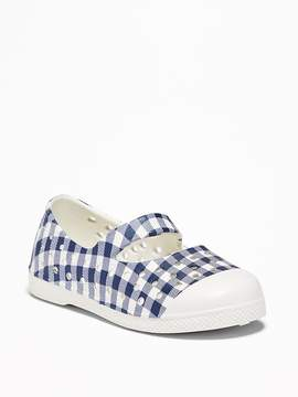 Old Navy Printed Mary-Jane Slip-Ons for Toddler Girls