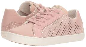 Geox Kids Kilwi 19 Girl's Shoes