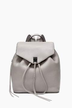 Rebecca Minkoff Medium Darren Backpack - GREY - STYLE