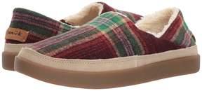 Sanuk Little Bootah Women's Slip on Shoes