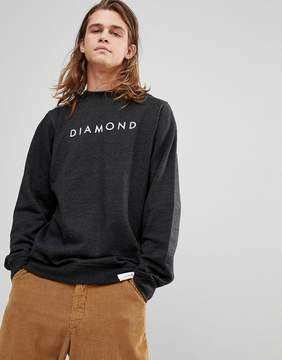 Diamond Supply Co. Sweatshirt With Futura Logo