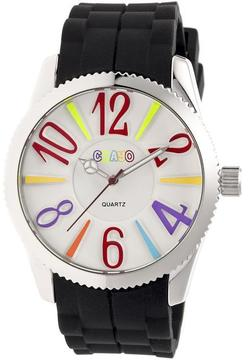 Crayo Magnificent Collection CRACR2901 Women's Watch with Silicone Strap