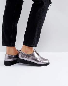 Carvela Flatform Lace Up Shoe