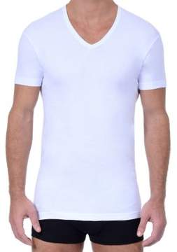 2xist Three-Pack Cotton Slim-Fit T-Shirt
