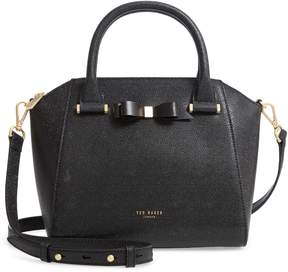 Ted Baker Janne Pebbled Leather Tote