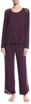 Fleurt Fleur't City Lights Long Pajama Set