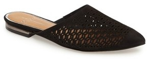 Linea Paolo Women's Daisy Perforated Mule