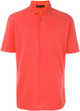 Loro Piana plain polo shirt