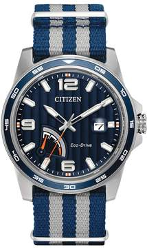 Citizen Eco-Drive Men's PRT Striped Watch - AW7038-04L