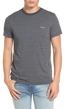 RVCA Men's Chevron Stripe T-Shirt