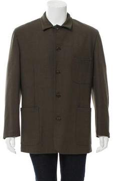 Hermes Wool Car Coat
