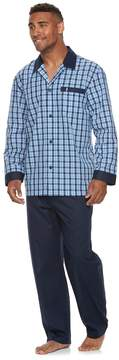 Jockey Men's Broadcloth Pajama Set