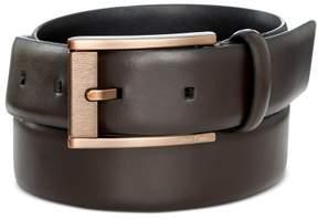 Calvin Klein Mens Leather Belt