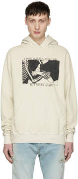 Off-White Rhude I Died For You Hoodie