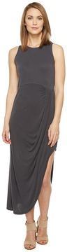 Culture Phit Caressa Sleeveless Ruched Maxi Dress Women's Dress
