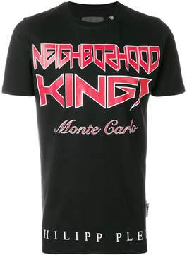 Philipp Plein SS Town Monte Carlo T-shirt