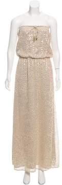Calypso Sequin Maxi Dress