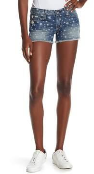 Big Star Remy Low Rise Star Print Shorts