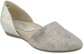 Earthies Women's Brie D'Orsay Flat