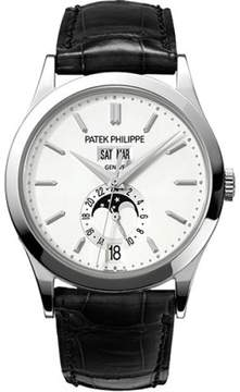 Patek Philippe Grand Complications 5396G-011 18k White Gold Automatic Mens 38mm Watch