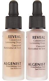 Algenist REVEAL Drop and Glow Luminizing Duo