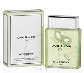 Givenchy Dahlia Noir Leau Skin Dew / Body Gel 6.7 oz (w)