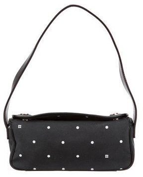 Kate Spade Printed Mini Bag - BLACK - STYLE
