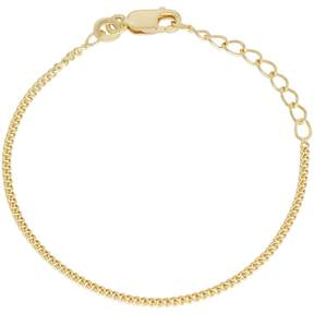Junior Jewels Kids' Sterling Silver Curb Chain Bracelet