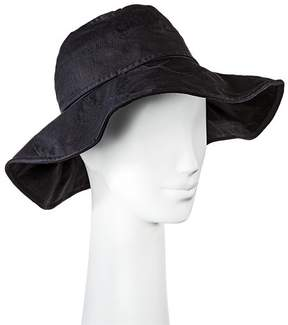 Merona Floppy Hat Black