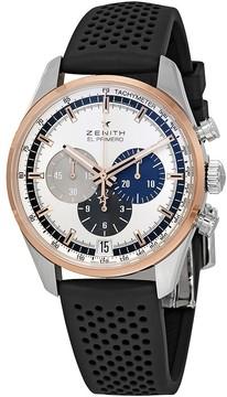 Zenith Chronomaster El Primero Chronograph Automatic Silver Dial Men's Watch