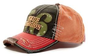 True Religion Bandana Logo Baseball Cap