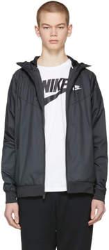Nike Black Windrunner Jacket