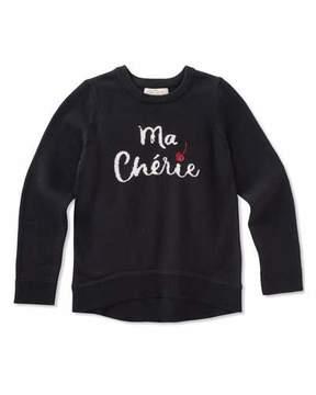 Kate Spade Ma Cherries Knit Sweater, Size 2-6