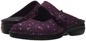 Finn Comfort Arlberg Women's Clog Shoes