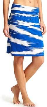 Athleta Printed Midi Skirt