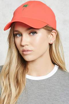 Forever 21 Palm Tree Baseball Cap