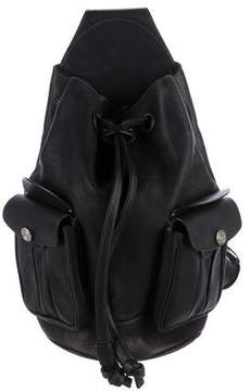 Ghurka Leather Dali Backpack