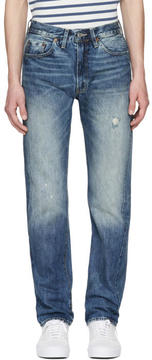 Levi's Clothing Blue 1954 501 Jeans
