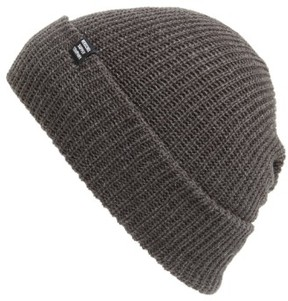 Herschel 'Quartz' Solid Knit Cap - Grey