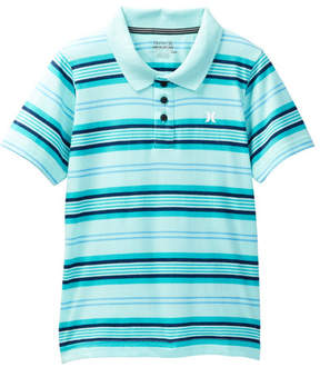 Hurley Dri-Fit Stripe Polo (Big Boys)
