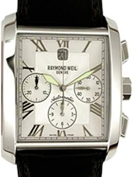 Raymond Weil Don Giovanni Chronograph Stainless Steel Mens Watch
