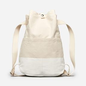 The Beach Canvas Backpack