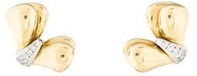 Chimento Diamond Clip-On Earrings