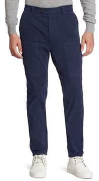 Brunello Cucinelli Leisure Fit Para Trouser Pants