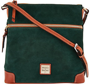 Dooney & Bourke As Is Oversized Crossbody Bag - ONE COLOR - STYLE