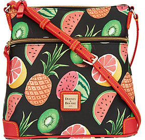 Dooney & Bourke As Is Ambrosia Crossbody Handbag - ONE COLOR - STYLE