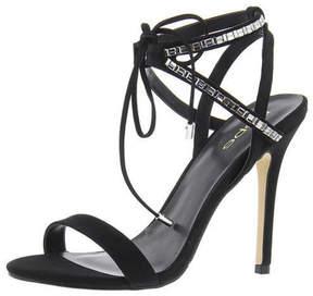 Bebe Zinnia Heeled Sandal
