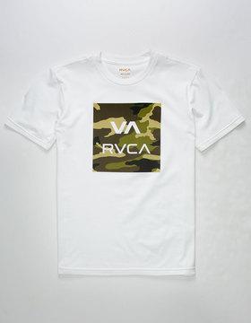 RVCA VA All The Way Boys T-Shirt