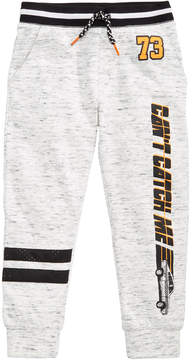 Epic Threads Graphic-Print Jogger Pants, Little Boys, Created for Macy's