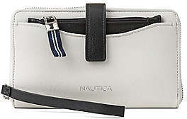 Sailing Wristlet with Removable Pouch